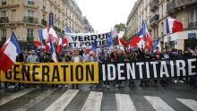 Génération Identitaire - France Extreme Right