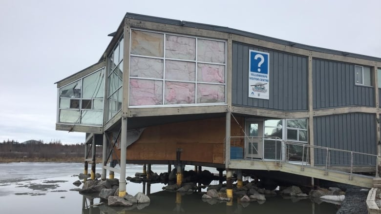 Yellowknife's Northern Frontier Visitors Centre to be demolished