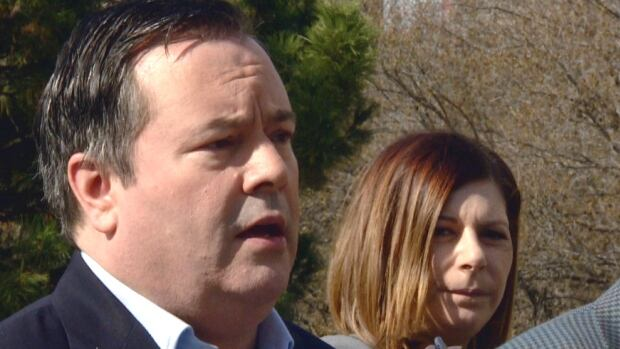 Progressive Conservative Leader Jason Kenney held his first media availability in more than a month on Friday, to criticize the NDP on the second anniversary of its win in the last provincial election.
