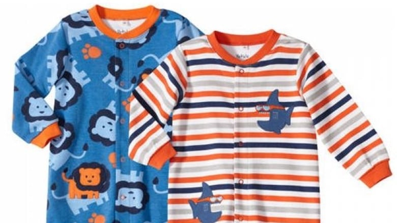 2a68309e3a58 Pekkle recalls baby PJs sold at Costco after multiple complaints