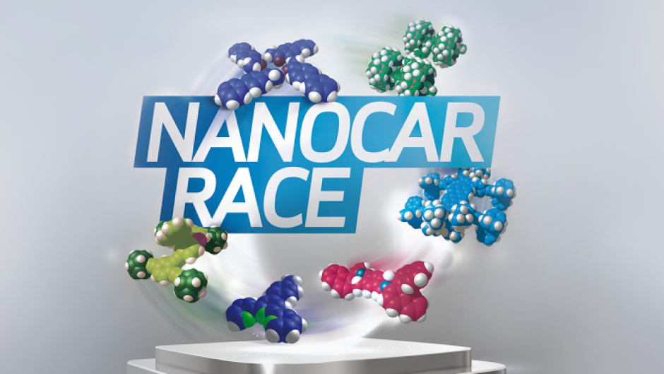 The NanoCar Race, a world first, took place at CNRS in Toulouse, France on April 28-29, 2017.