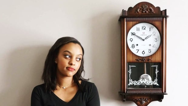 Edmonton pop singer Ruth B has just put out her new album. The 21-year-old got her big break posting six-second song snippets she shot in her bedroom to Vine.