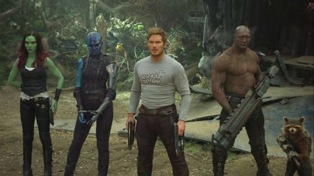 Guardians of the Galaxy Vol. 2 Production Still