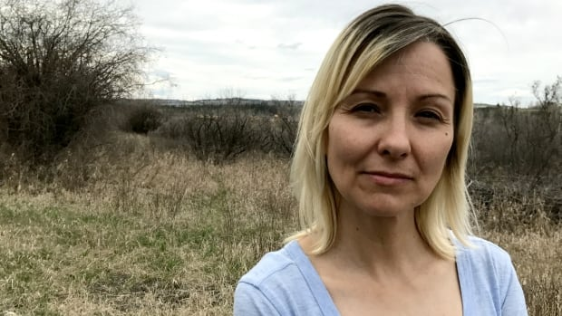 Allie Tulick is appealing a decision to allow the destruction of wetlands to make way for the southwest Calgary ring road.