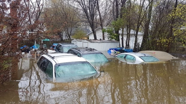 Gatineau flooding May 6, 2017