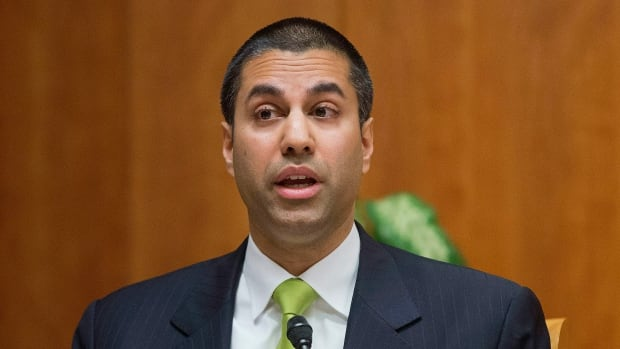 The internet 'is the greatest free market innovation in history,' Federal Communications Commission commissioner Ajit Pai said, adding that government regulations could hinder that.
