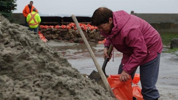 volunteer constance bay sandbags flooding ottawa river