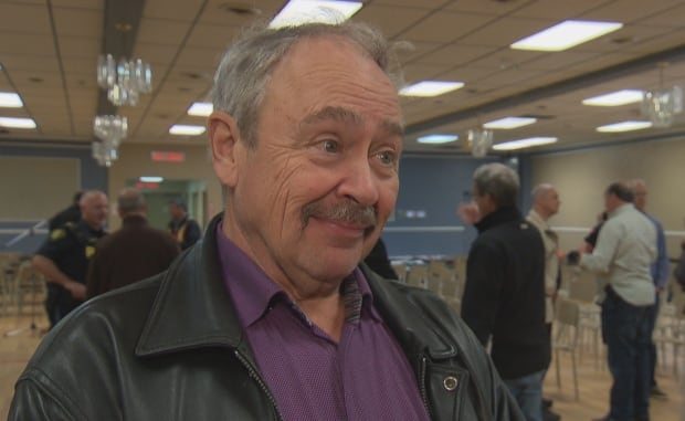 Guy Desjardins mayor of Clarence-Rockland