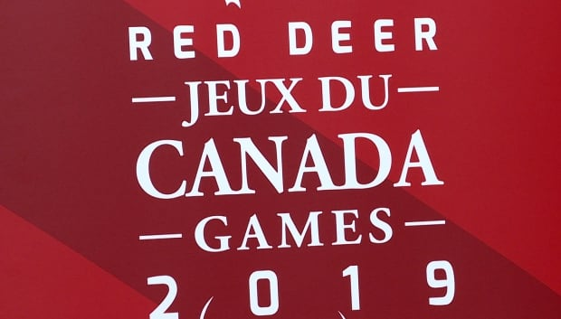 Red Deer Canada Winter Games logo