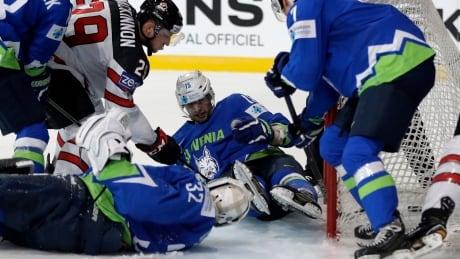 France Hockey Worlds