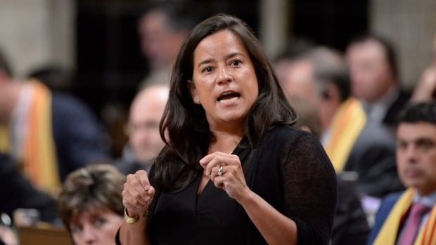 Justice Minister Jody Wilson-Raybould has been tasked by Prime Minister Justin Trudeau with reviewing changes to the criminal justice system and sentencing reforms the previous Conservative government brought in as part of its tough-on-crime agenda.