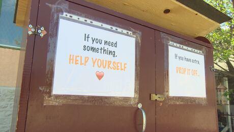 community cupboard Winnipeg