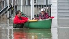 gatineau flooding flood floodwaters ottawa may 7 2017