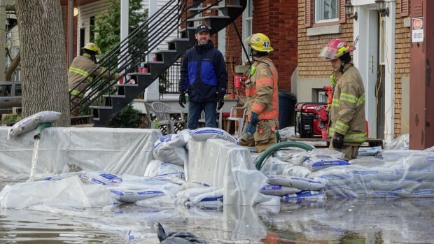Police and firefighters have worked tirelessly to help support citizens dealing with flooding and evacuate people from the hardest hit areas.