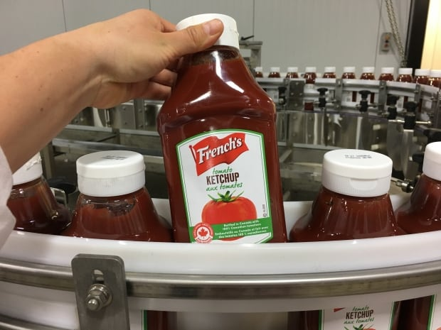 French's Canadian ketchup