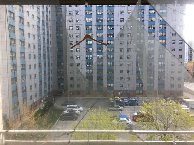 Toronto Community Housing Unit Damaged Window