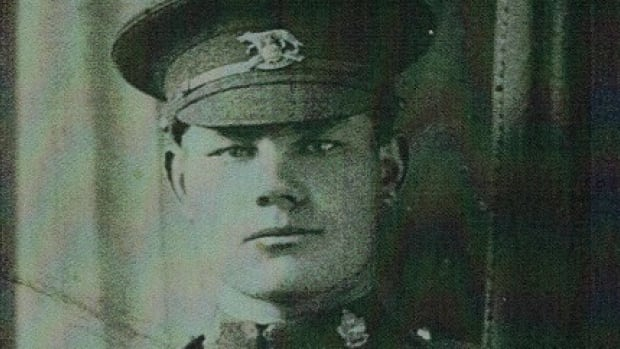 Private Johnston enlisted at the age of 20 in 1916. He was killed the following year in the Battle of Hill 70.