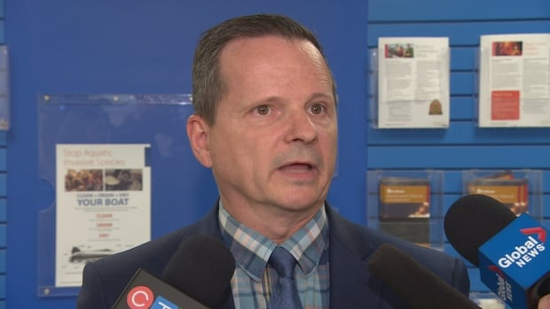 Assistant deputy minister of the environment Wes Kotyk signed off on the decision not to order an environmental decision