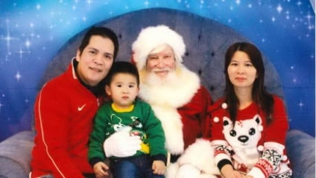 Burnaby family missing