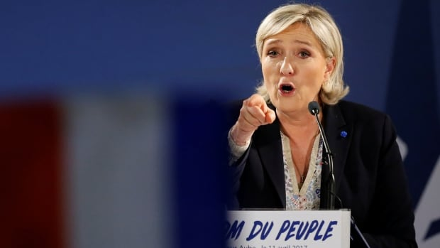 Far-right leader Marine Le Pen now officially speaks on behalf of millions of angry French citizens who voted for her insular, nationalist idea of France and will need to be reckoned with even if she lost Sunday's election.