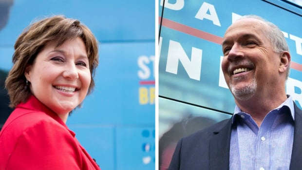 B.C. Liberal Party Leader Christy Clark and NDP Leader John Horgan have both pledged to discuss electoral reform when the legislature next sits.