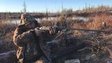 Josh Moses hunting