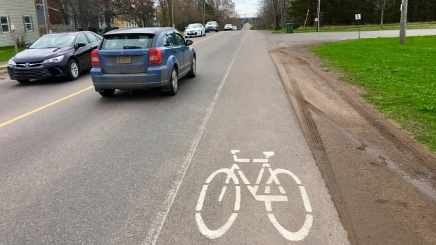 It will be another couple of years before bike lanes in Charlottetown are connected.