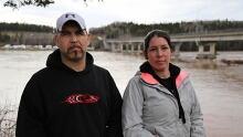 Daryl Patnode and Bella Jerome