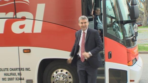 Liberal Leader Stephen McNeil
