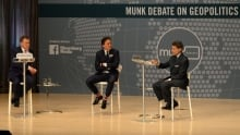 The Munk Debates on Geopolitics