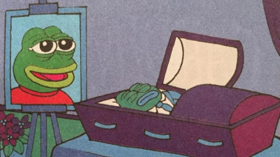 Matt Furie appeared to kill off Pepe the frog in a Saturday comic book.