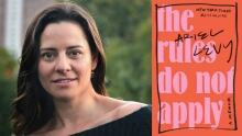 Ariel Levy with book