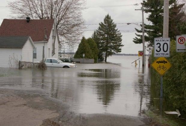 Oka flooding, May 8, 2017