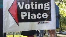 Voting place