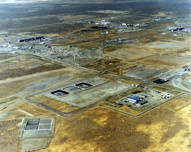 Collapsed tunnel sealed at US nuclear site after accident
