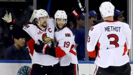 Karlsson Is Clutch As Senators Send Rangers Packing (video)