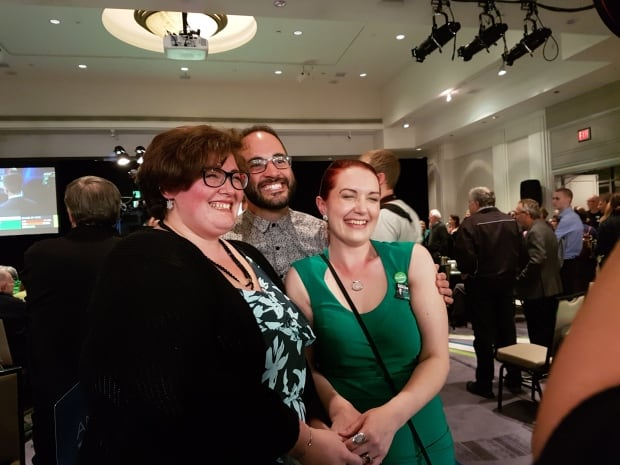 B.C. Election 2017 Green Party Headquarters