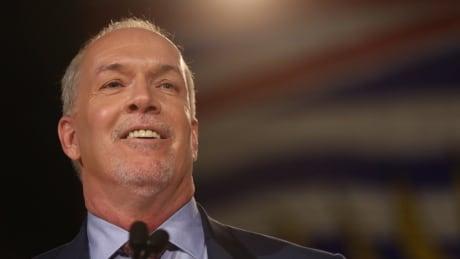 B.C. Election 2017 Horgan