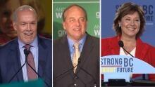 B.C. Election Night 2017