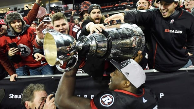 The Redblacks say tickets for the 2017 Grey Cup are moving at a brisk pace, with fewer than 6,000 tickets remaining for the 105th Grey Cup, which will be held Nov. 26 at TD Place.