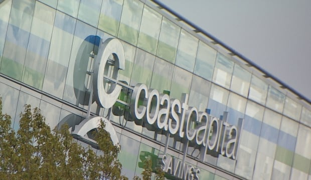 Coast Capital Credit Union head office