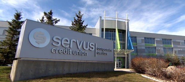 Servus Credit Union head office