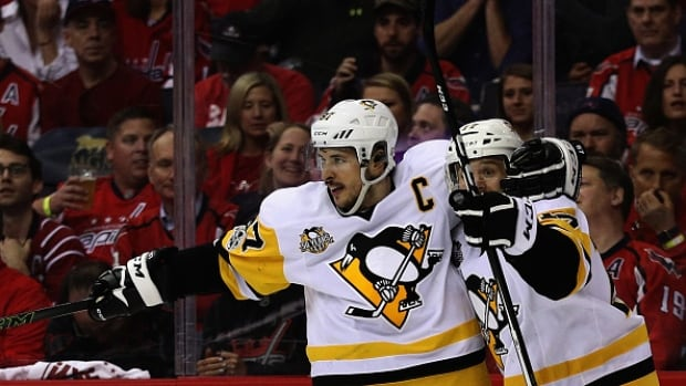 Penguins shut out Capitals in Game 7, advance to East final