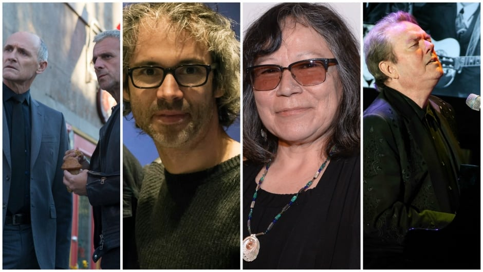 Today on q: Bon Cop, Bad Cop's Colm Feore and Patrick Huard, Scotiabank Photography Award winner Shelley Niro, pianist James Rhodes and songwriter Jimmy Webb.
