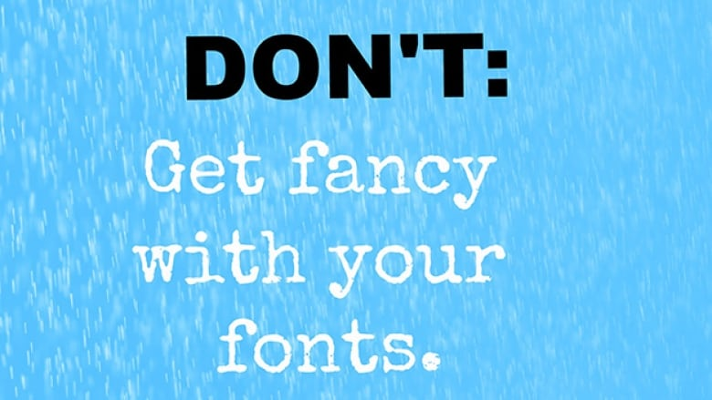 11 do's and don'ts for writing great poetry | CBC Books