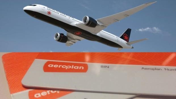 Still - Aeroplan and Air Canada