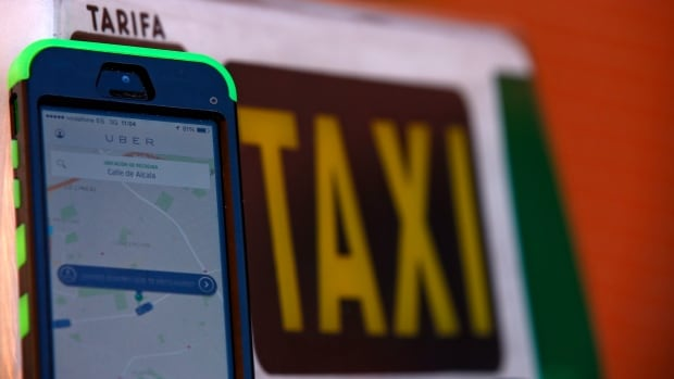 Uber is a transport company, European Union lawyer says