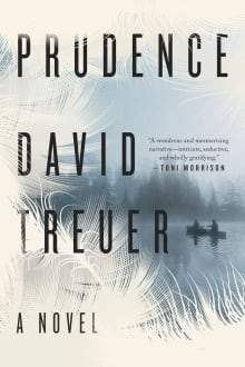 BOOK COVER - Prudence by David Treuer