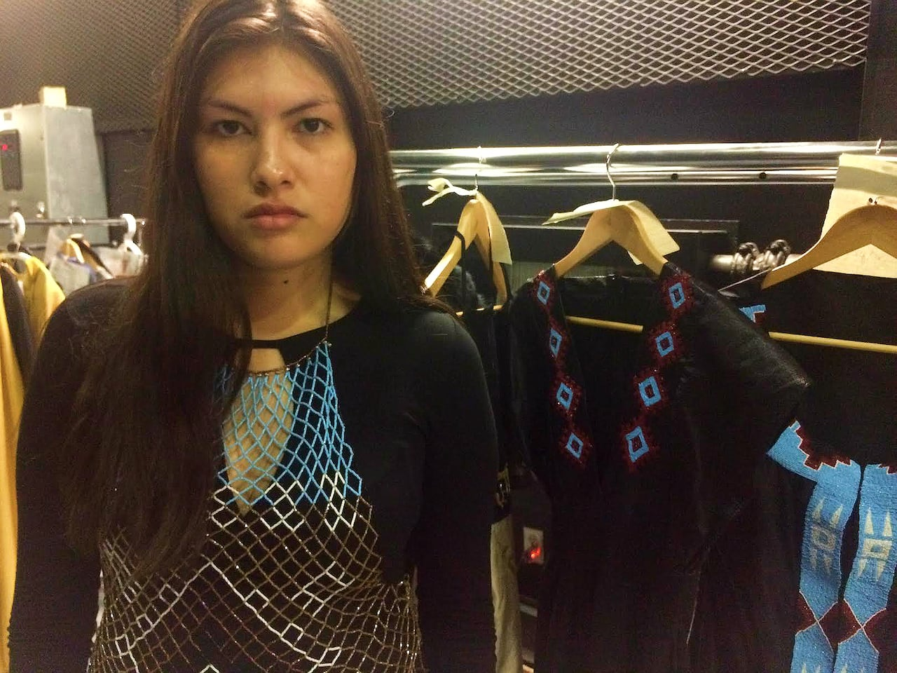 Hillary Ryder Wins Sask Fashion Week S First Indigenous Designer Bursary Cbc News