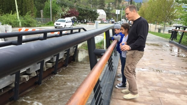 A growing body of scientific research suggests extreme flooding like that seen in Kelowna this month will become a lot more common in the future.